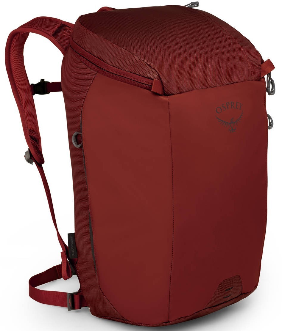 Городские рюкзаки Рюкзак Osprey Transporter Zip 30 Ruffian Red Transporter_Zip_F19_Side_Ruffian_Red_web.jpg