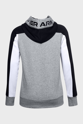 Женское худи Rival Flece Grphic CB Hoodie Under Armour