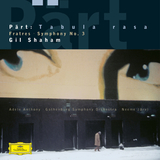 Adele Anthony, Gil Shaham, Gothenburg Symphony Orchestra, Neeme Jarvi / Part: Tabula Rasa, Fratres, Symphony No. 3 (LP)