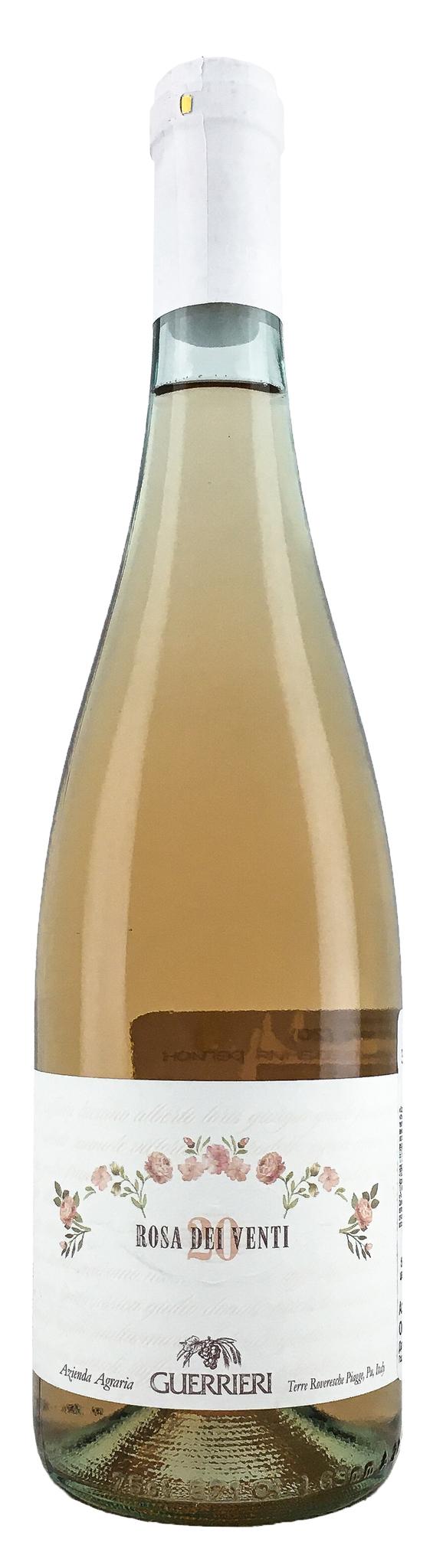 Вино Роза дель 20 сухое розовое с ЗГУ кат. IGT, рег. Марке 0,75л.