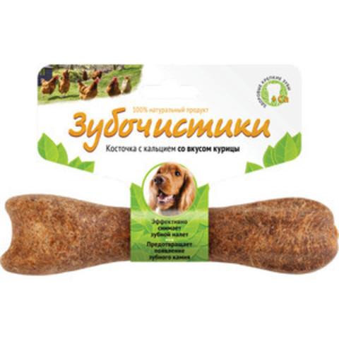 Деревенские лакомства Зубочистки авокадо для собак средних пород со вкусом курицы 95г