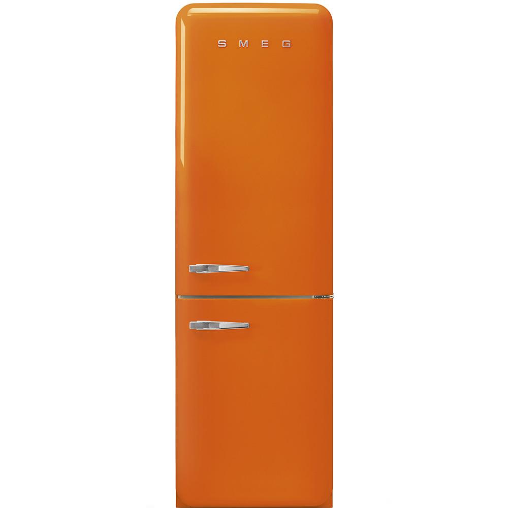 Холодильник с верхней морозильной камерой Smeg FAB32ROR5