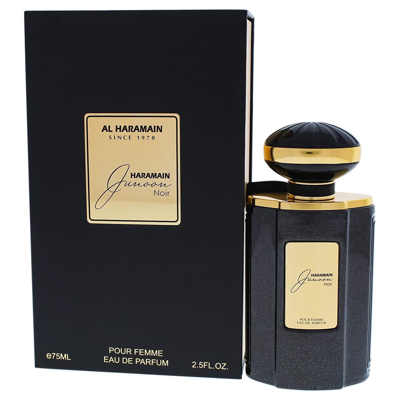 Al Haramain Junoon Noir EDP