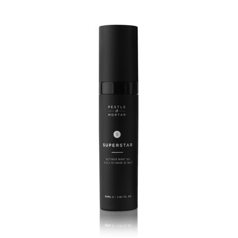 Pestle & Mortar Ночное масло для лица с ретиноидами SUPERSTAR