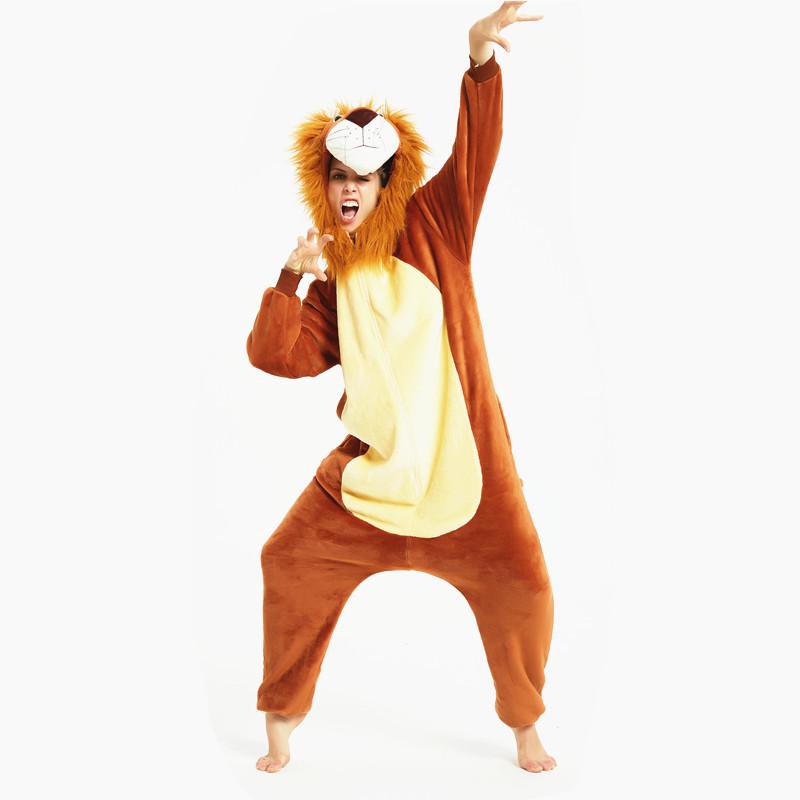 Плюшевые пижамы Король Лев Minotaur.jpg