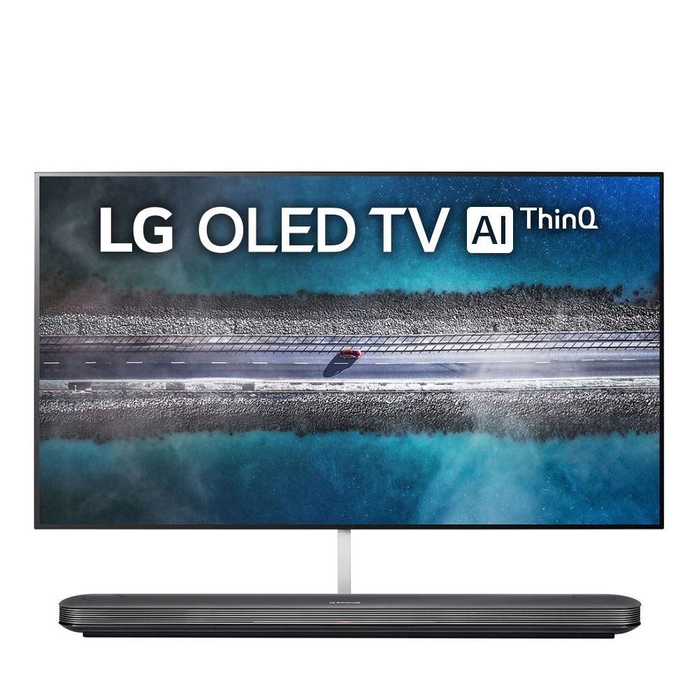 OLED телевизор LG SIGNATURE 65 дюймов OLED65W9PLA фото
