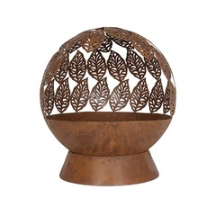 Очаг - шар для костра La Hacienda Leaves Globe