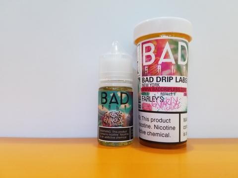 Farley's Gnarly Sauce by BAD DRIP SALT 30ml