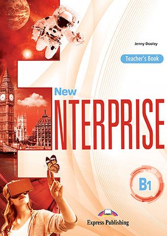 New Enterprise B1 - Teacher's Book - книга для учителя