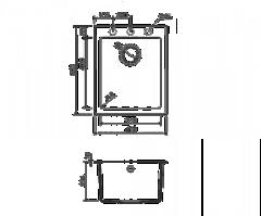 Схема Omoikiri Bosen 41-EV