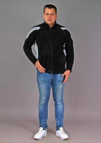 Куртка мужкая флис