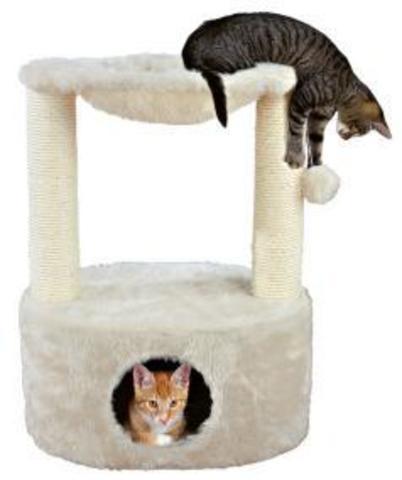 купить трикси TRIXIE Домик Grande домик для кошек