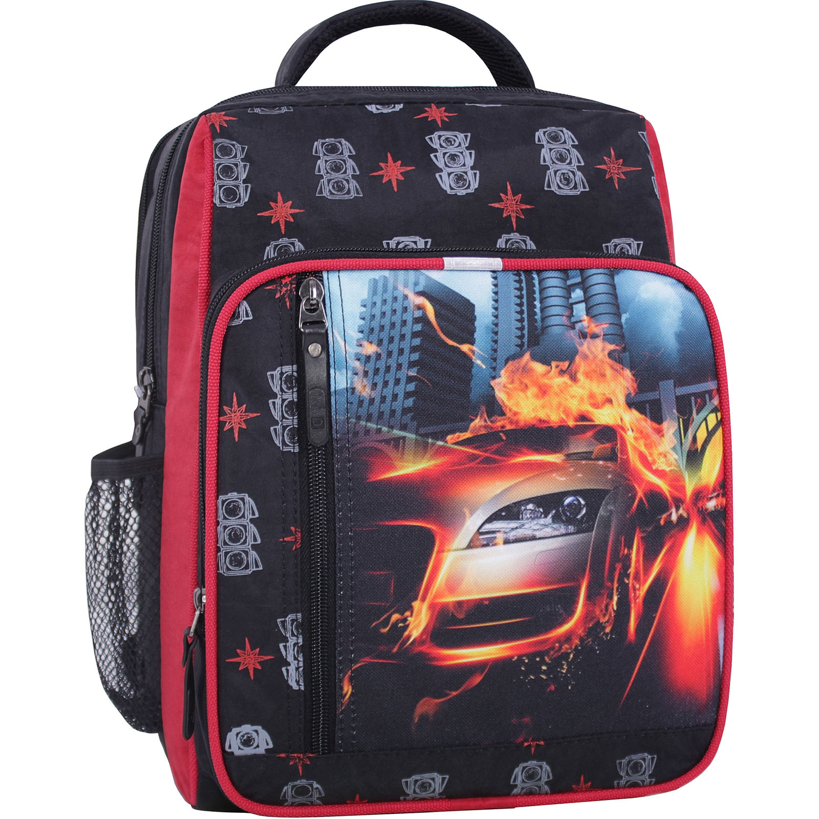 Школьные рюкзаки Рюкзак школьный Bagland Школьник 8 л. черный 500 (0012870) IMG_0986_суб.500_.JPG