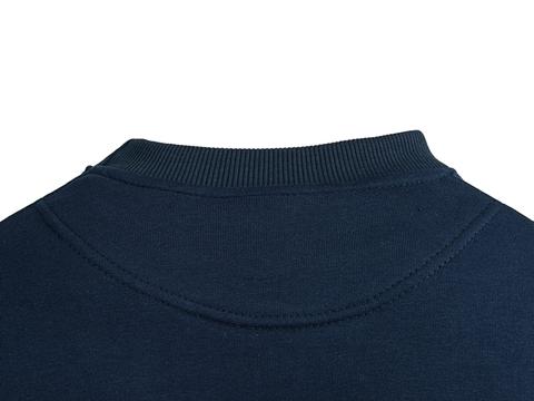 Свитшот Варгградъ мужской тёмно-синий