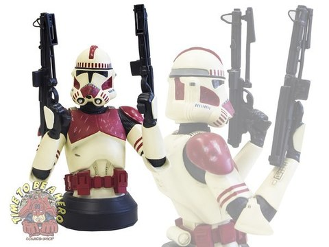 Gentle giant bust Shock Trooper