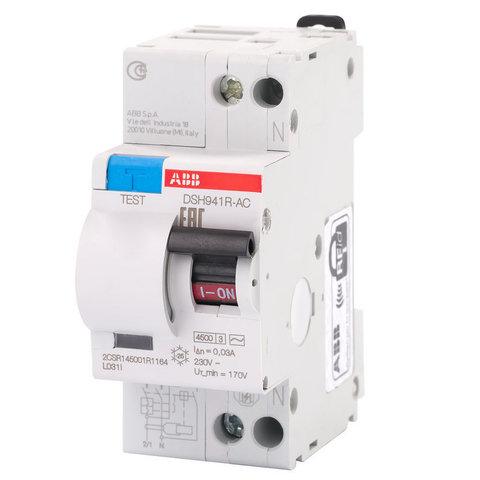 Авт.диф.тока DSH941R C25 30мА тип АС