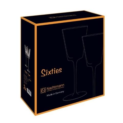 Набор из 2-х бокалов Softdrink Kiwi 360 мл артикул 88932. Серия Sixties Stella