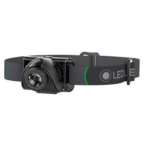 Фонарь налобный Led Lenser (501502) MH6 черный светодиод 200lxx1