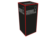 Декантер Riedel Cornetto Single Fatto A Mano Black/White/Black Optical 1,2 л, фото 5