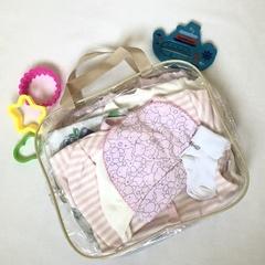 Набор одежды для новорожденных в роддом, девочка, вид 1
