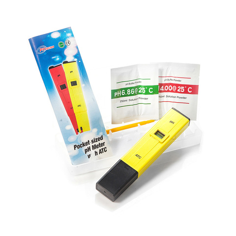 pH- тестер портативный ATC
