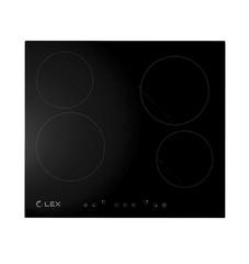 Электрическая варочная панель LEX EVH 640 BL (Стеклокерамика)