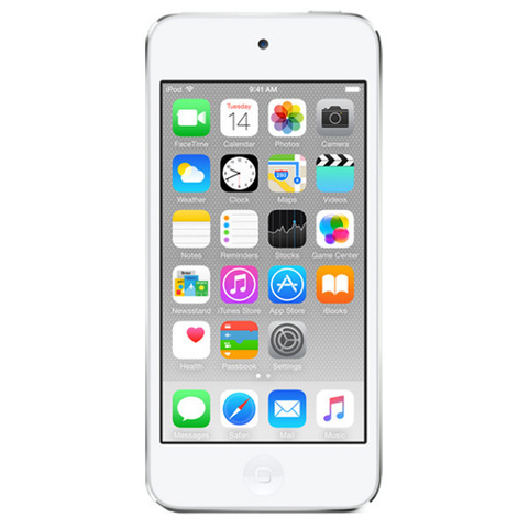 iPod Touch 6 64GB Silver