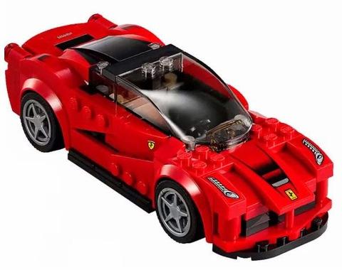 LEGO Speed Champions: LaFerrari 75899 — LaFerrari — Лего Спид чампионс Чемпионы скорости