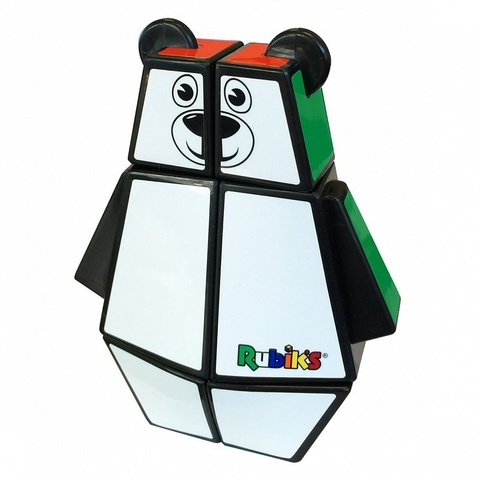 Мишка Рубика Rubik's