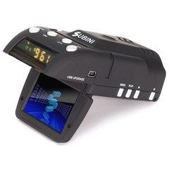 Видеорегистратор/Радар-детектор Subini GR-H9+ STR