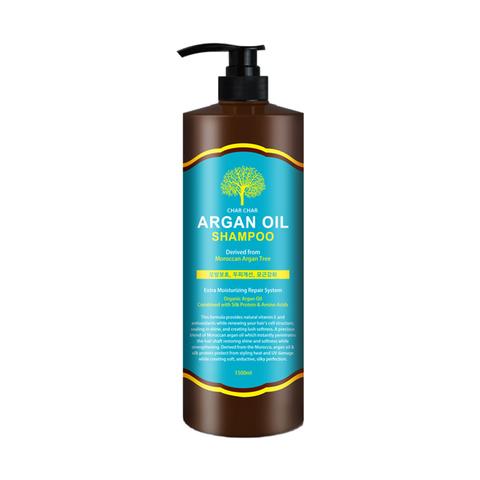 Шампунь для волос Evas Char Char Argan Oil Shampoo (1500 мл)