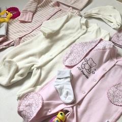 Набор одежды для новорожденных в роддом, девочка, вид 3