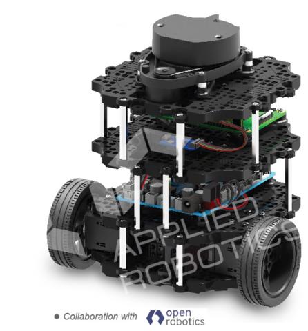 Продвинутый учебный комплект на базе TurtleBot3