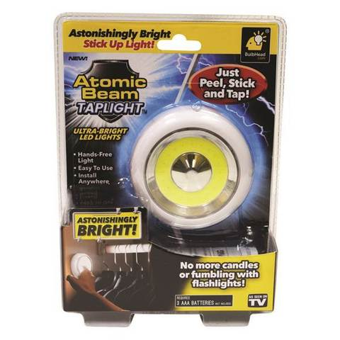 Led светильник Atomic Beam Toplight на липучке