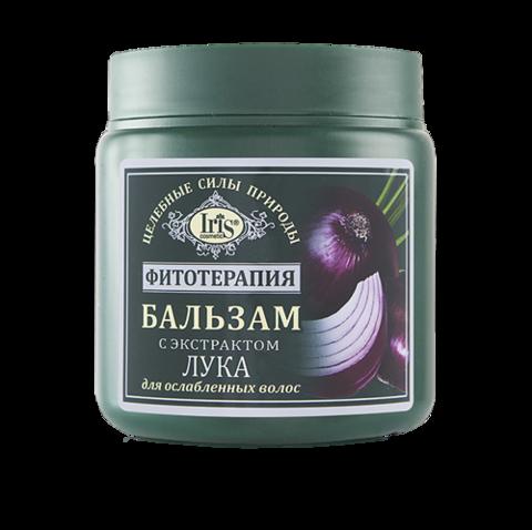 Iris Фитотерапия Бальзам с экстрактом лука 500 мл