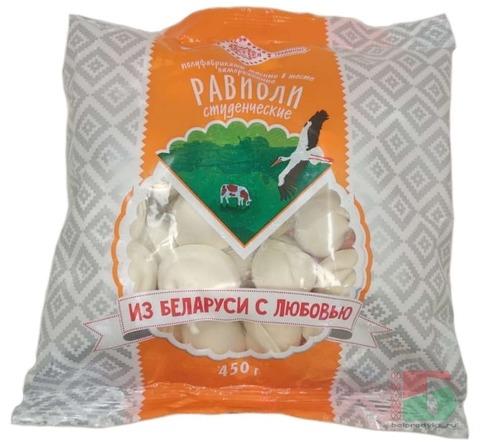 Белорусские пельмени Равиоли