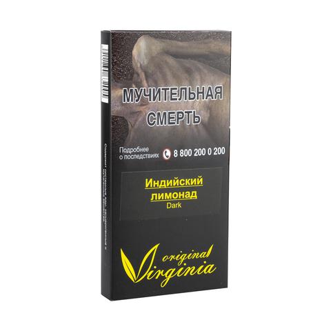 Табак Virginia Dark Индийский Лимонад (Манго Клубника Базилик) 20 г