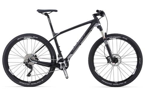 Giant XTC Advanced 27.5 3 (2014) черный с серым