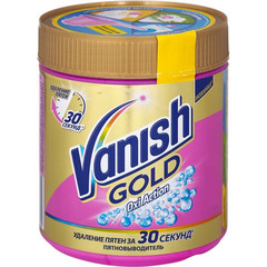 Пятновыводитель Vanish Gold Oxi Action порошок 500 г