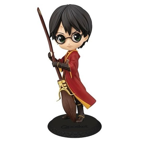 Фигурка Q Posket Harry Potter: Quidditch Style