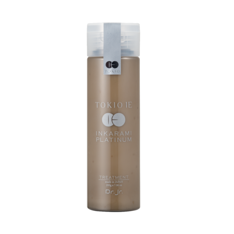 Кондиционер-уход для всех типов волос Tokio Inkarami Platinum 200 мл