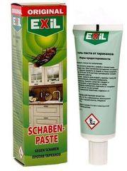 Гель для уничтожения тараканов Exil (GLOBOL) Schaben Paste 75г.
