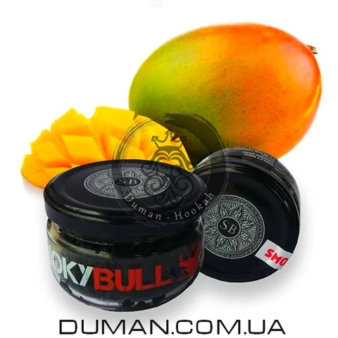 Табак Smoky Bull Mango (Смоки Булл Манго)  Medium