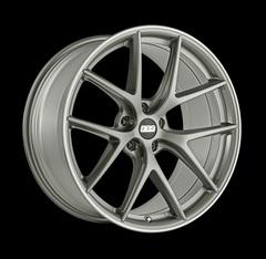 Диск колесный BBS CI-R 9.5x20 5x120 ET40 CB82 platinum silver