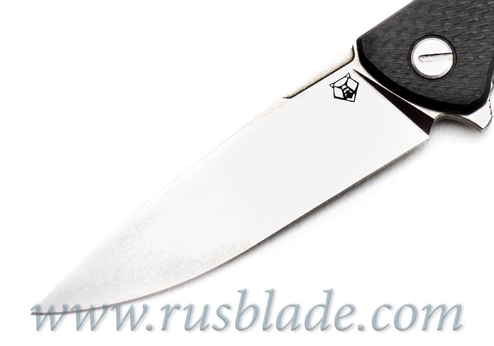 CUSTOM Shirogorov S90V HATI KNIFE Rare