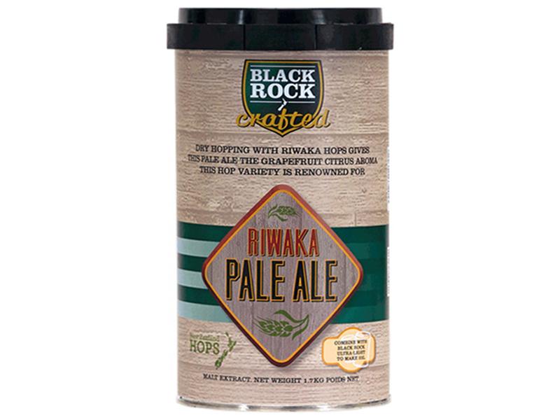 Экстракты Солодовый экстракт Black Rock Crafted Riwaka Pale Ale 1,7кг Black_Rock_Crafted_Riwaka_Pale_Ale.jpg