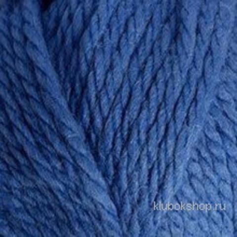 Пряжа Осенняя (Пехорка) 256 светло-джинсовый, фото