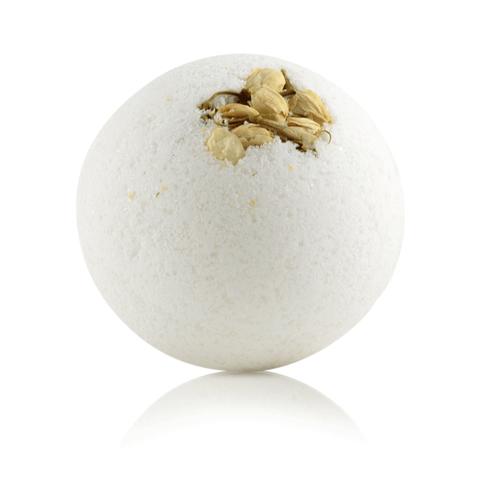Бурлящий шарик для ванн Иланг-иланг