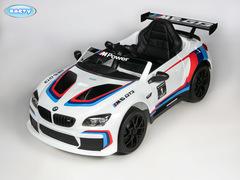 Электромобиль BMW M6 GT3 ЛИЦЕНЗИЯ   Z6666R