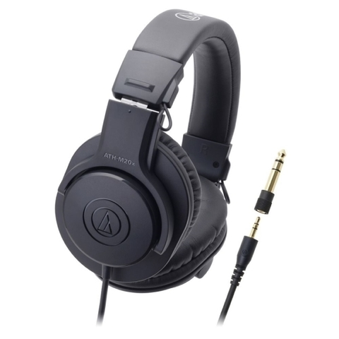 Audio-Technica ATH-M20X - профессиональные наушники